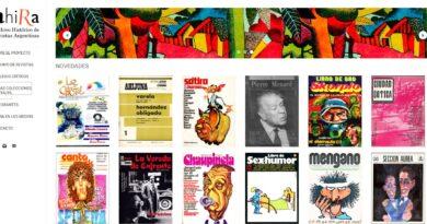 Los fanáticos de las revistas, de parabienes