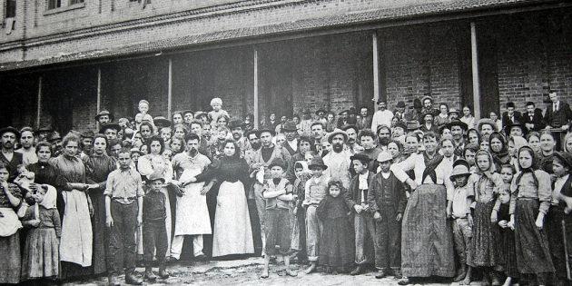 El Día del Inmigrante Italiano en Argentina